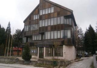Poslovni objekt na Kupresu